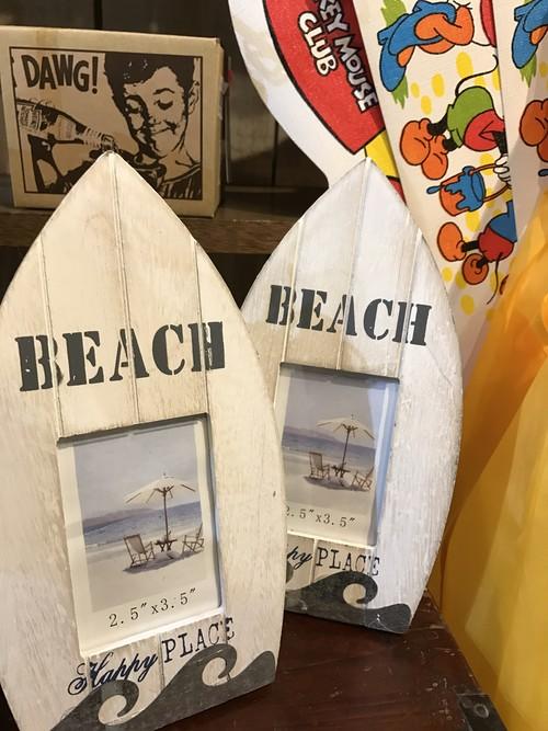 beach 写真立て
