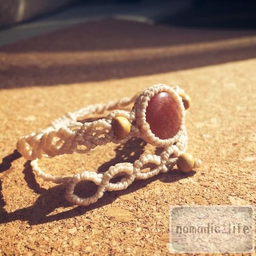 SunStone Bracelet//No.111