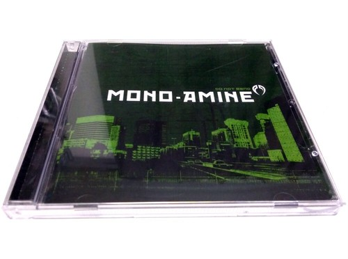 [USED] Mono-Amine - Do Not Bend (2010) [CD]