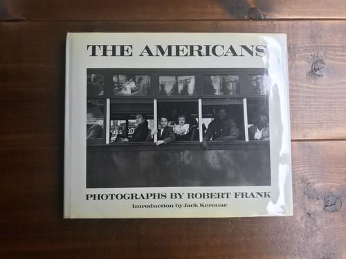THE AMERICANS/Robert Frank(1978/APERTURE)