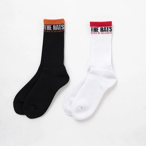 """RATS(ラッツ) / LINE SOCKS """"THE RATS""""(21'RA-0810)(ソックス)"""