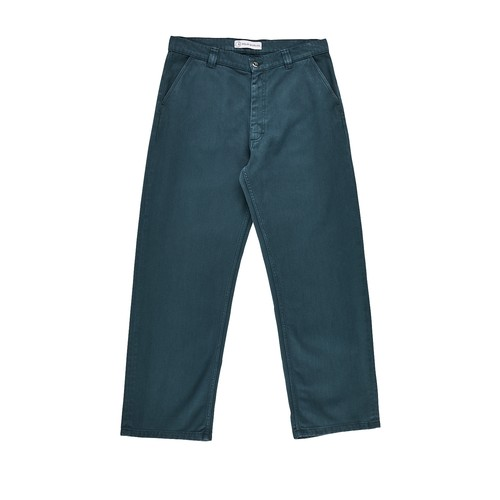 POLAR SKATE CO / 40'S PANTS -GREY TEAL-