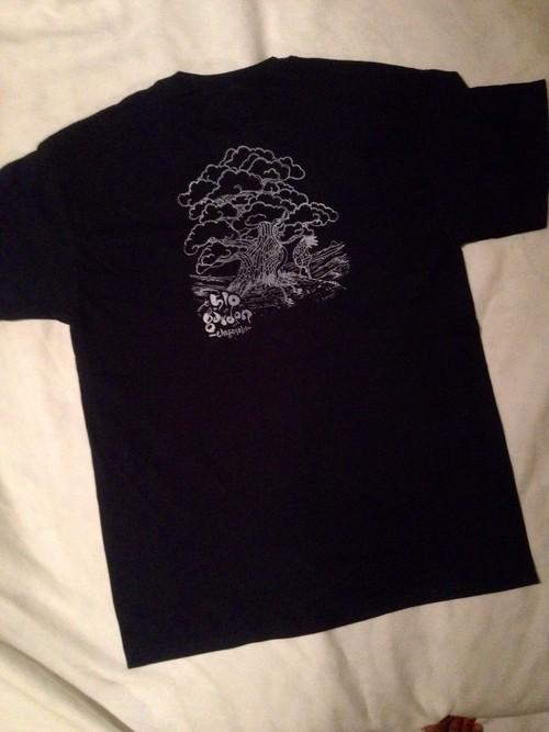 Tシャツ 510-garden  NAVY