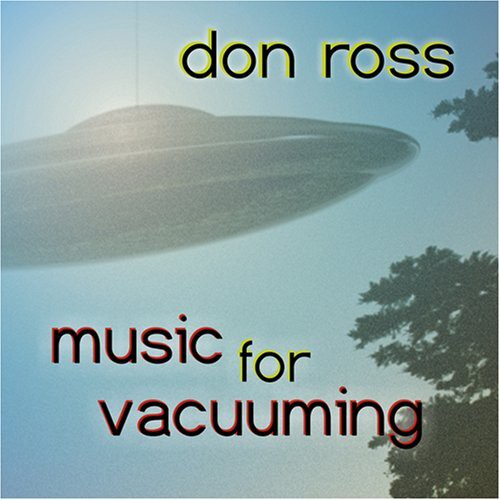 AMC_IND18 Music for vacuuming / Don Ross (CD)