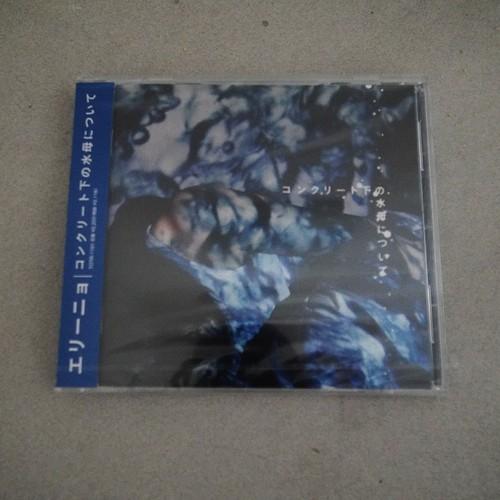 "eri-nyo | エリーニョ 2nd album ""コンクリート下の水母について"""