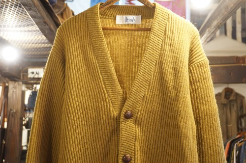 "80's Pringle wool Cardigan ""Made in SCOTLAND"""