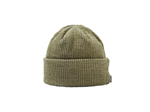 WHIMSY (ウィムジー) / FINE GUAGE BEANIE -OLIVE-