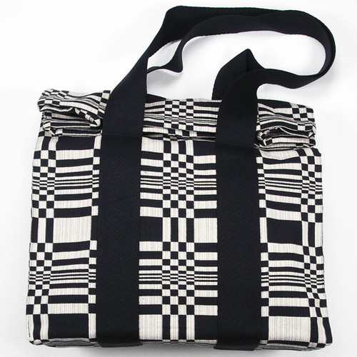 JOHANNA GULLICHSEN Shopping Bag Doris Black
