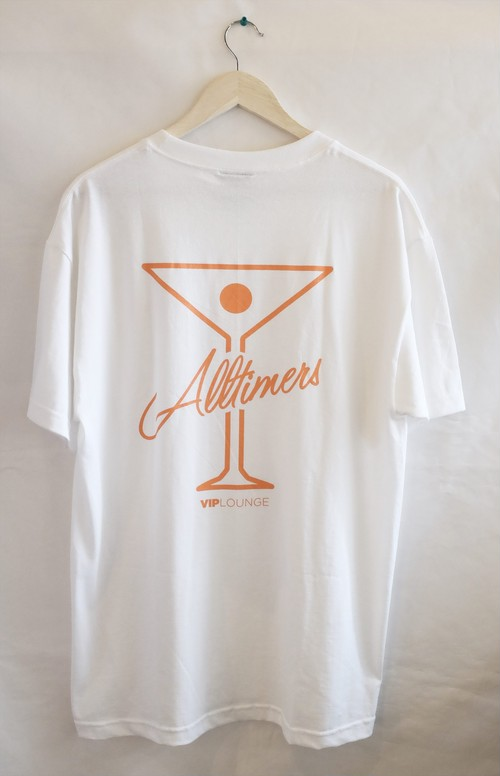 ALLTIMERS LEAGUE PLAYER TEE WHITE Tシャツ オールタイマーズ