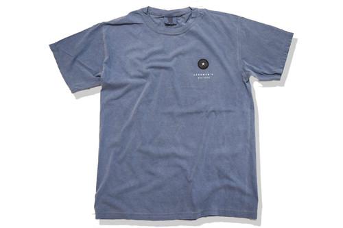 【vintage wappen T-shirt】/ navy