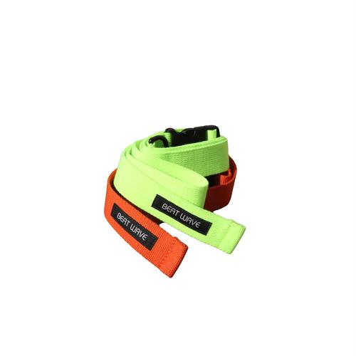 BEAT WAVE neon color belt