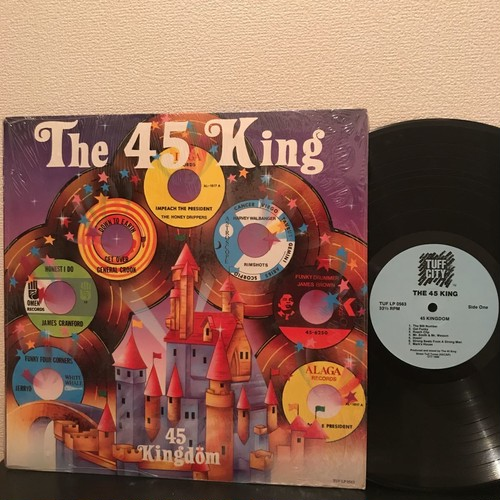 The 45 King - 45 Kingdom (LP, Album, US, 1990)