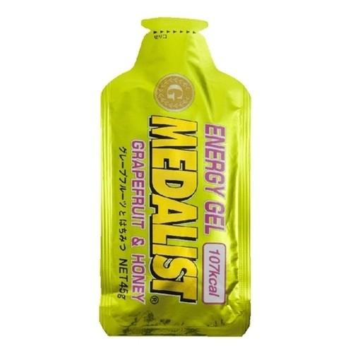 メダリスト エナジージェル超濃縮グレープフルーツ果汁&はちみつ(MEDALIST ENERGY GEL)