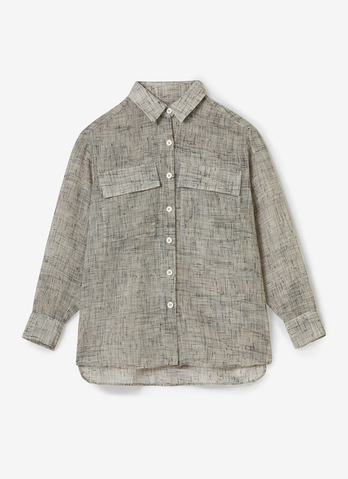 SHIRT WITH CHEST POCKETS