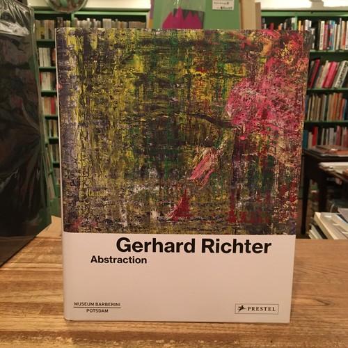 Gerhard Richter(ゲルハルト・リヒター) : Abstraction