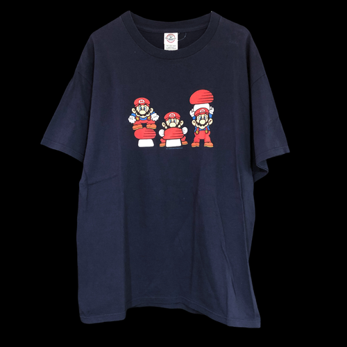 02s Nintendo super mario Tee