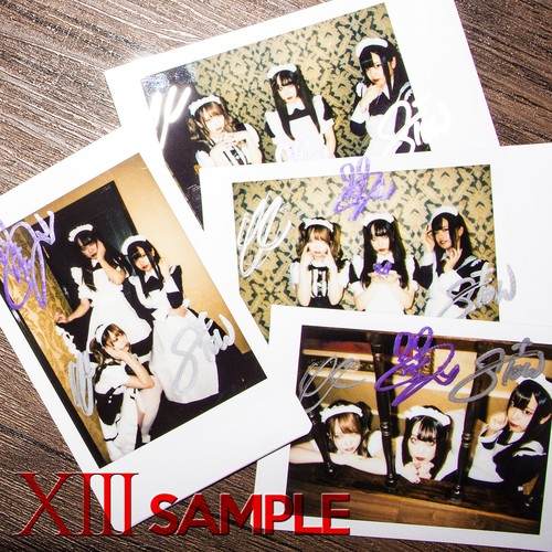 ★KILLERチェキ★6月10日更新「XTEEN」GOTHIC MAID STYLE【限定30枚】