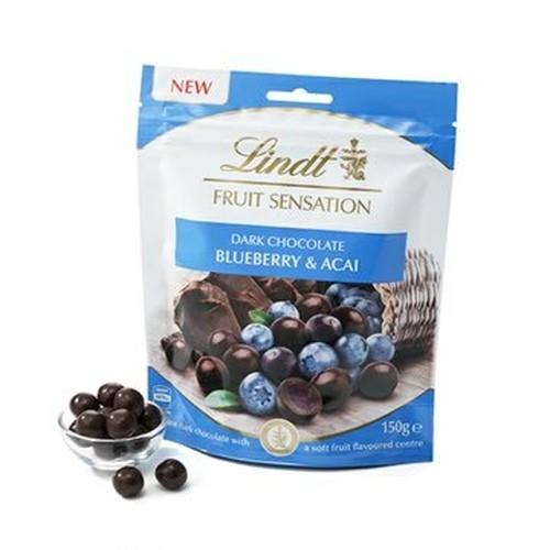 リンツ Lindt  チョコレート センセーションフルーツ ブルーベリー&アサイー