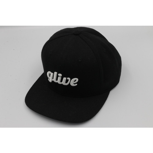 GLIVE CUSTOM LOGO CAP