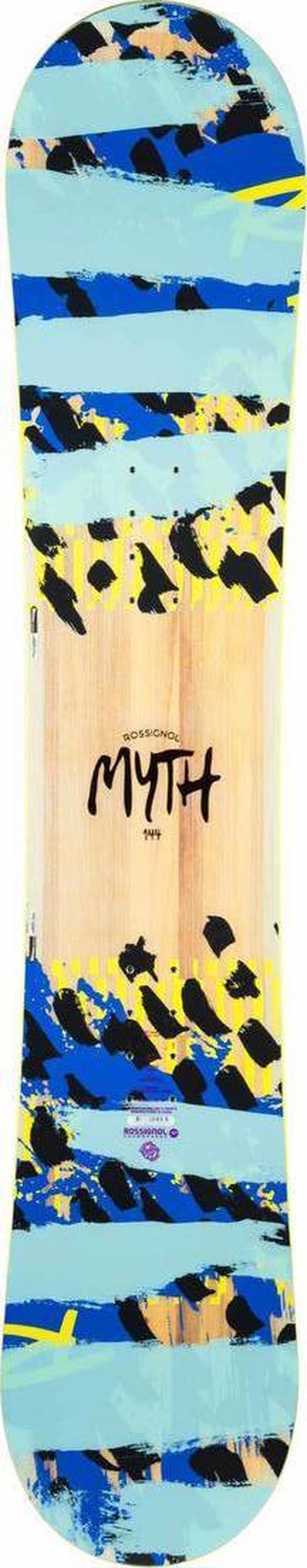 【ROSSIGNOL-MYTH 144】1ヶ月レンタルプラン
