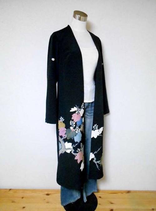 着物ガウン Kimono Gown  LJ-068M
