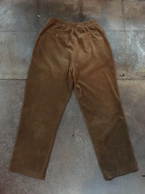 00s Corduroy Easy Pants