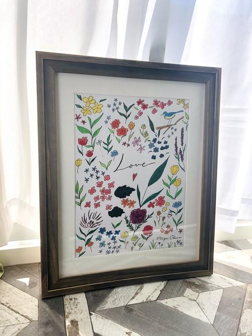 Love flower  -  miyu okano