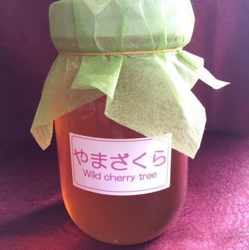 新ラベル やまざくらの蜂蜜 1.0kg