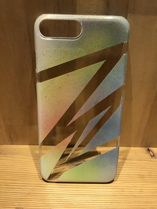 iphone 8 . 7 plus手作りスマホケース