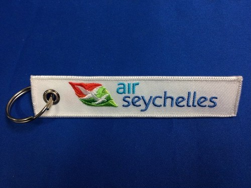 RemoveBeforeFlight/air seychellesキーホルダー
