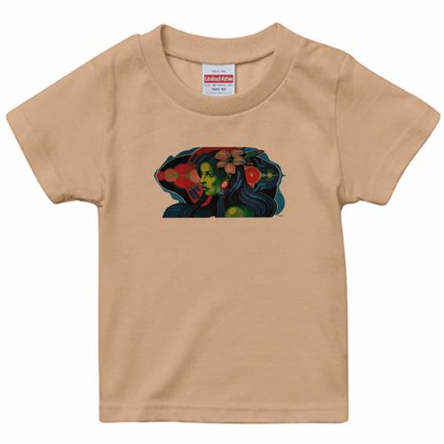 キッズ Tシャツ 100-160サイズ TOKIO AOYAMA×森波