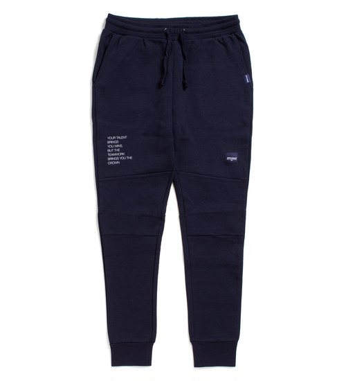 【APPLEBUM 】Elite Performance Jogger Pants [Navy]
