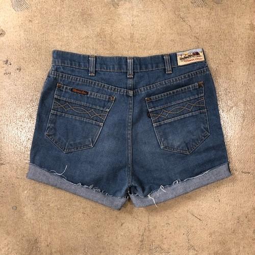 Levi's Cut Off Denim Short Pants ¥4,800+tax