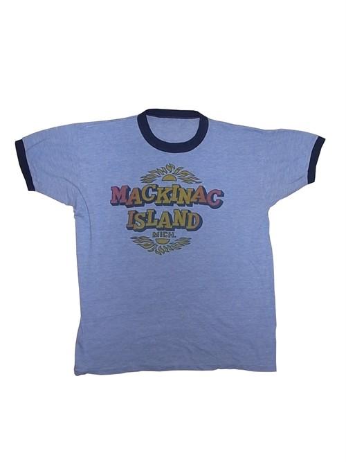 MACKINAC ISLAND 70'S T-SHIRTS