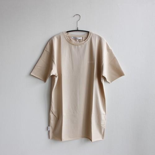 《MINGO. 2021SS》Limited T-shirt / butter cream / Adult