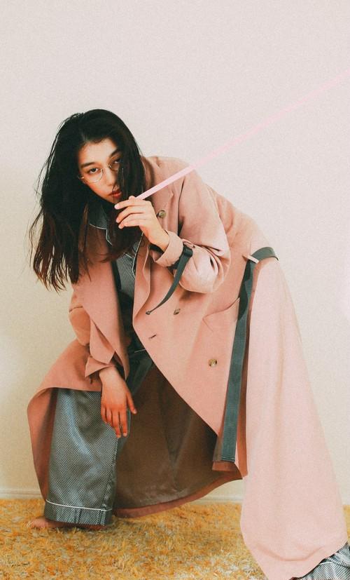 Light Trench-coat