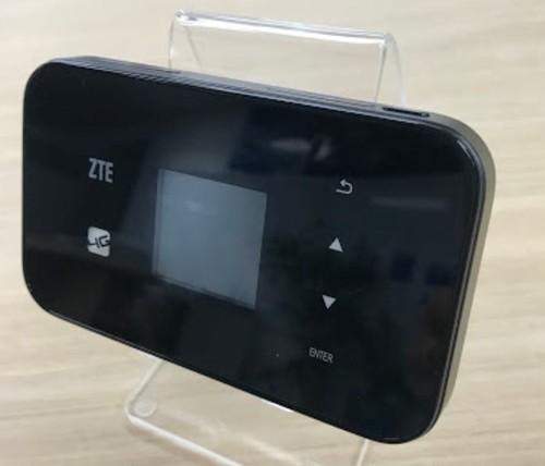 【ZTE WiFiルーター/中古】MF98N(SIMフリー)