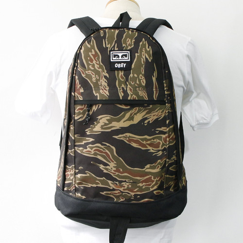DROP OUT DAY BACKPACK (Tiger Camo)