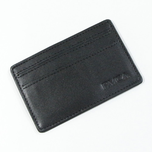 CLEAN CARD WALLET (BLACK)