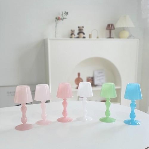 vintage stand candle holder 6colors / ヴィンテージスタンドキャンドルホルダー 韓国