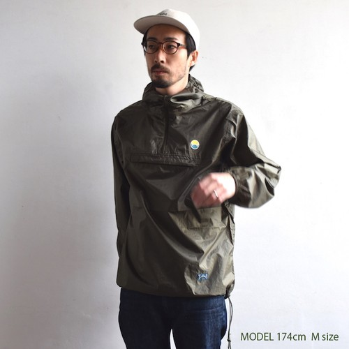 Packable Anorak Rain JKT