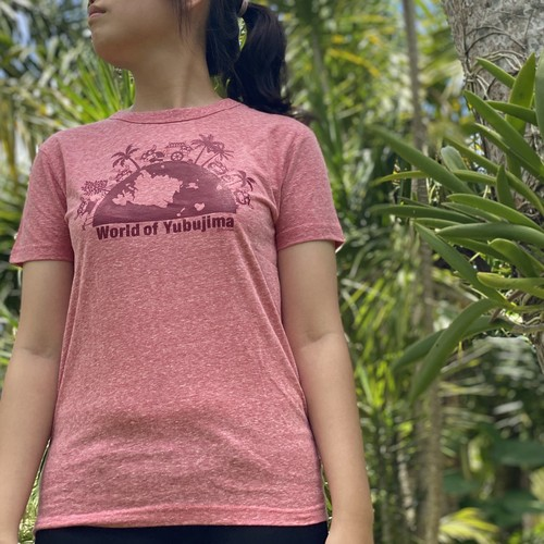 ユブワールドTシャツ