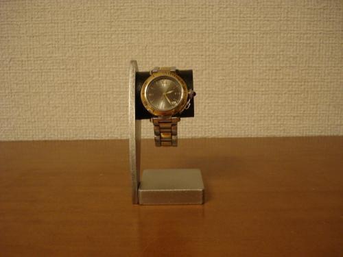 腕時計スタンド ブラックコルクデスク腕時計スタンド No.120214