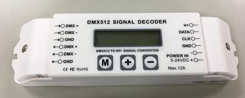 DMX LEDコントローラー(SPI方式)