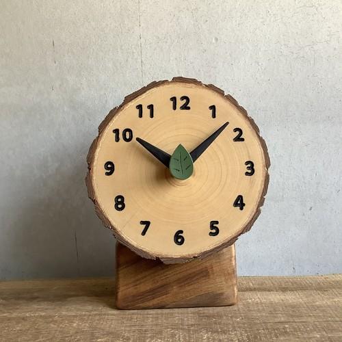 森の時計 イチョウ
