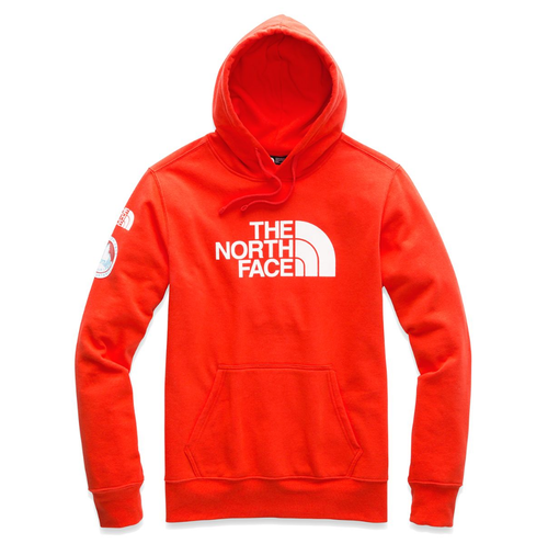 SALE★南極大陸★The North Face Men's Antarctica Collectors Half Dome Pullover