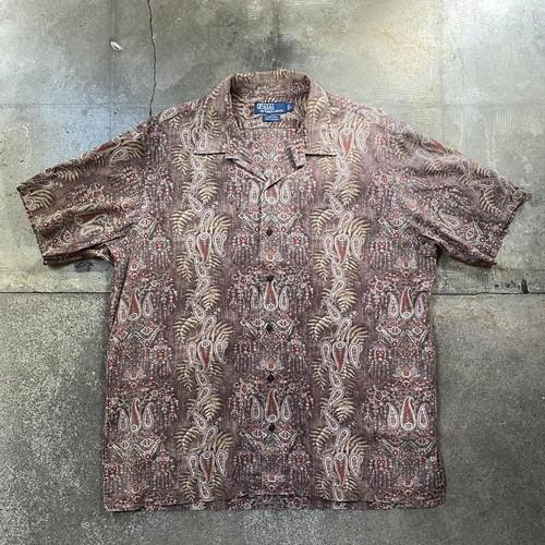 00s Polo Ralph Lauren Paisley Shirt