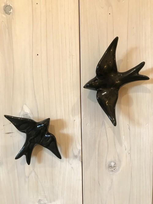 Ceramica Calros Melro(セラミカ・カルロス・メルロ)ツバメのオブジェ Mサイズ