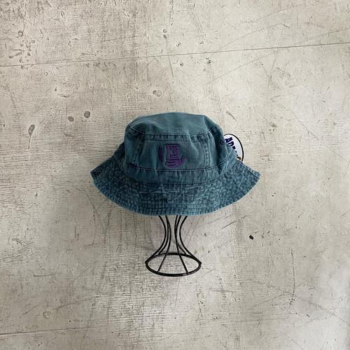 E SHADOW VACATION BUCKET HAT(vintage NAVY)