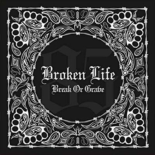 【CD】BROKEN LIFE / BREAK OR GRAVE